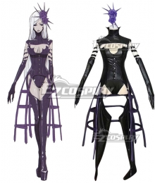 Black Butler Hannah Annafellows Demon Halloween Cosplay Costume