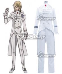 Black Butler Kuroshitsuji Aleistor Chamber Cosplay Costume