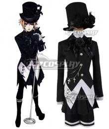 Black Butler Kuroshitsuji  Drossel Keinz Rock Cosplay Costume