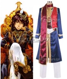 Black Butler Kuroshitsuji Prince Soma Asman Kadar Cosplay Costume
