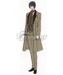 Black Butler Kuroshitsuji Vincent Phantomhive Cosplay Costume