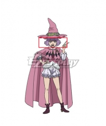 Black Clover Dorothy Unsworth Purple Cosplay Wig