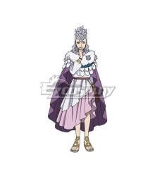 Black Clover Nebra Silva Cosplay Costume