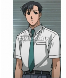 Black Lagoon Rock Cosplay Costume