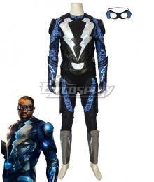 DC Black Lightning Season 2 Jefferson Pierce Cosplay Costume
