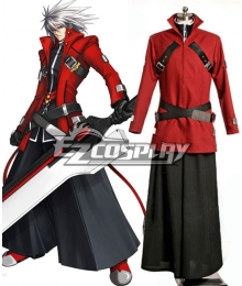 BlazBlue Alter Memory Ragna the Bloodedge Cosplay Costume