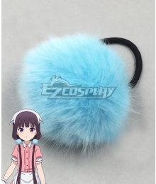 Blend·S Burendo Esu Maika Sakuranomiya Two Hair wear Cosplay Accessory Prop