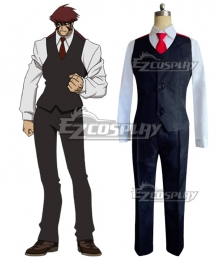 Blood Blockade Battlefront Klaus V Reinherz Cosplay Costume