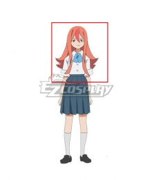 BNA Nazuna Hiwatashi Orange Red Cosplay Wig