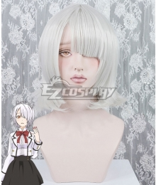 Boarding School Juliet Kishuku Gakkou No Juliet Chartreux Westia White Silver Cosplay Wig
