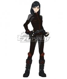 Boogiepop wa Warawanai Boogiepop Doesn't Laugh Nagi Kirima Cosplay Costume