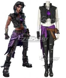 Borderlands 3 Amara Cosplay Costume
