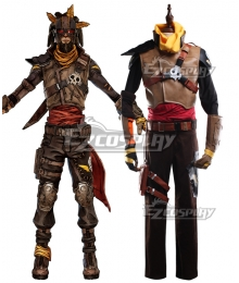 Borderlands 3 Mordecai Cosplay Costume