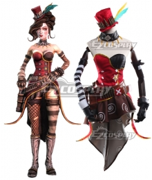 Borderlands 3 Moxxi Cosplay Costume