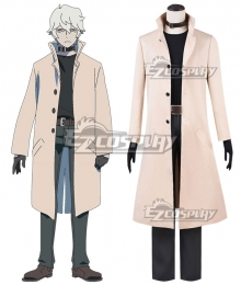 Brand New Animal BNA Shirou Ogami Cosplay Costume