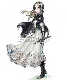 Bravely Default 2 Princess Gloria Cosplay Costume