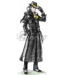 Bravely Default 2 Mercenary Adelle Cosplay Costume