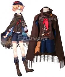 Bungo to Alchemist Miyazawa Kenji Cosplay Costume