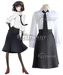 Bungou Stray Dogs Akiko Yosano Cosplay Costume
