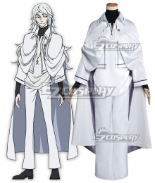 Bungou Stray Dogs Dead Apple Tatsuhiko Shibusawa Cosplay Costume