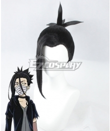 Bungou Stray Dogs Gin Akutagaw Black Cosplay Wig