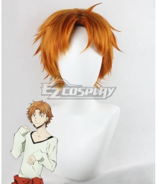 Bungou Stray Dogs Junichiro Tanizaki Orange Cosplay Wig