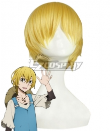 Bungou Stray Dogs Kenji Miyazawa Golden Cosplay Wig