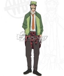 Burn the Witch Billy Banx Jr. Cosplay Costume