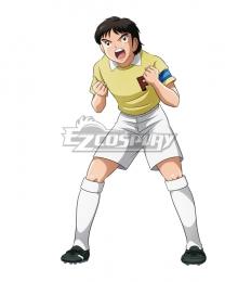 Captain Tsubasa Hikaru Matsuyama Furano FC Cosplay Costume