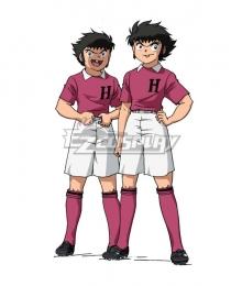 Captain Tsubasa Tachibana Twins Cosplay Costume