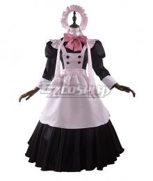 Cardcaptor Sakura: Clear Card Sakura Kinomoto Maid Cosplay Costume