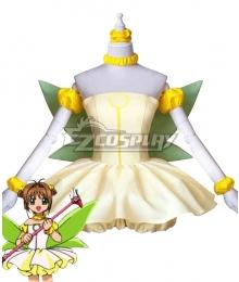 Cardcaptor Sakura Sakura Kinomoto Elf Cosplay Costume