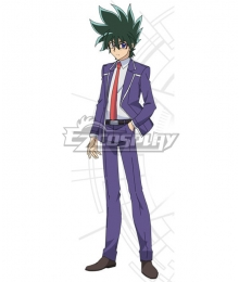 Cardfight!! Shinemon Nitta Cosplay Costume