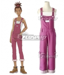 Carole&Tuesday Carole Cosplay Costume