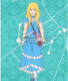 Carole&Tuesday Tuesday Cosplay Costume