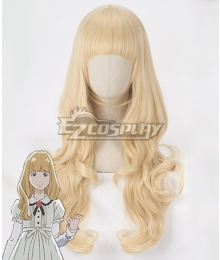 Carole&Tuesday Tuesday Golden Cosplay Wig