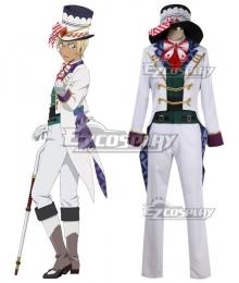 Case Closed Detective Conan Tooru Amuro Rei Furuya Bourbon Secret Magic Show  Cosplay Costume