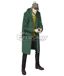 Case File nº221: Kabukicho Sherlock Homes Cosplay Costume