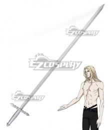 Castlevania Season 2 2018 Anime Alucard Sword Cosplay Weapon Prop