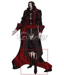 Castlevania Season 2 2018 Anime Dracula Black Shoes Cosplay Boots
