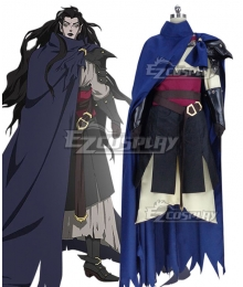 Castlevania Season 3 Netflix 2020 Anime Striga Cosplay Costume