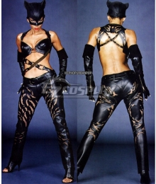 Catwoman Film Catwoman Cosplay Costume