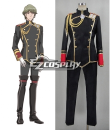 Cute High Earth Defense Club LOVE! Ibushi Arima Chevalier Argent Cosplay Costume