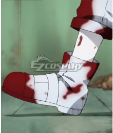 Cells At Work Code Black Neutrophil White Cosplay Shoes