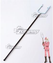 Cells At Work Hataraku Saibo Eosinophil Lance Cosplay Weapon Prop