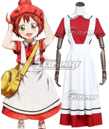 Cells At Work Hataraku Saibo Erythroblast Sekigakyu Cosplay Costume