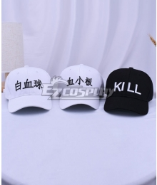 Cells At Work Hataraku Saibo Neutrophil Killer T Cell Platelet Hat Cosplay Accessory Prop