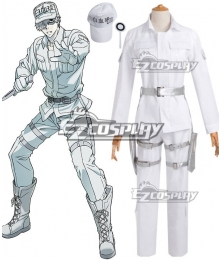 Cells At Work Hataraku Saibou Neutrophil New Edition Cosplay Costume
