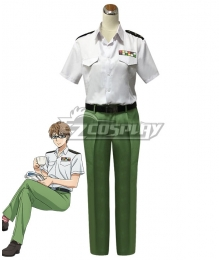 Cells At Work Helper T Cell Cosplay Costume
