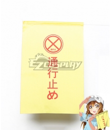 Cells At Work Platelet Flag Cosplay Accessory Prop